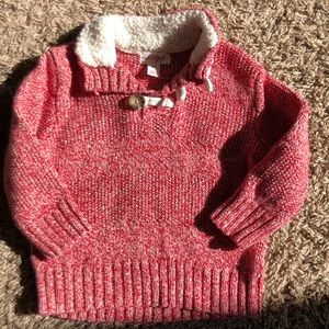 Toddler Boys Pullover Sweater 18mo